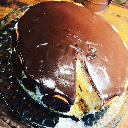 Sao Lourenco da Serra, SP: Torta Holandesa