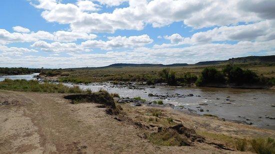 Mara River: O rio