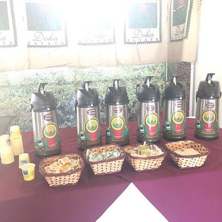 Poas Volcano National Park, Costa Rica: Doka Estate Coffee Tour
