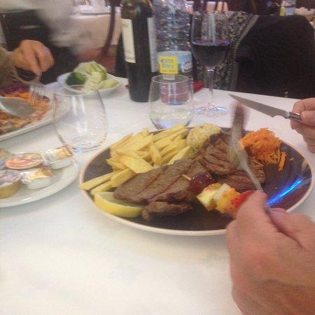A Chamine: Argentijnse steak