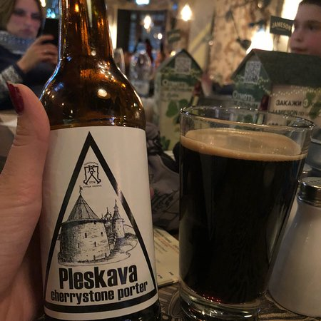 craft brew cafe st petersburg admiralteisky