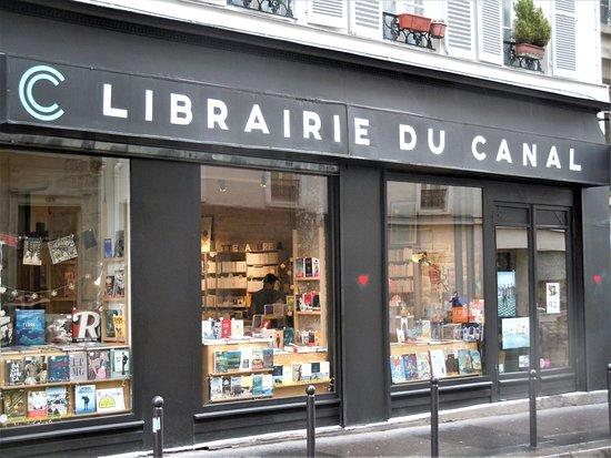 La Librairie du Canal