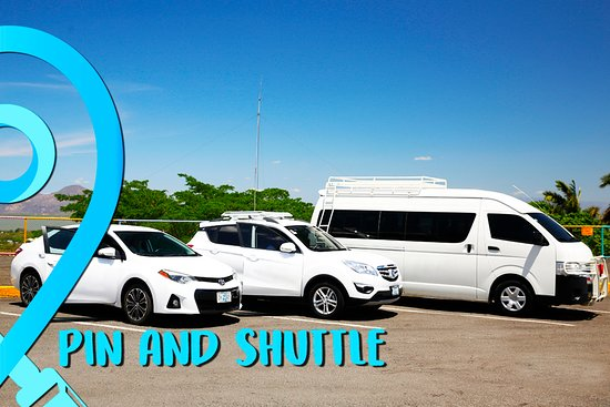 Managua, Nicaragua: Pin and Shuttle