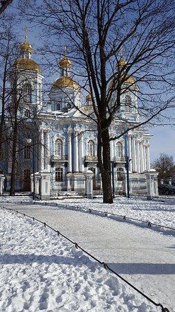 The Naval Cathedral of Saint Nicholas in Kronstadt: 20180306_112250_large.jpg