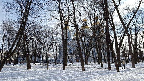The Naval Cathedral of Saint Nicholas in Kronstadt: 20180306_112031_large.jpg