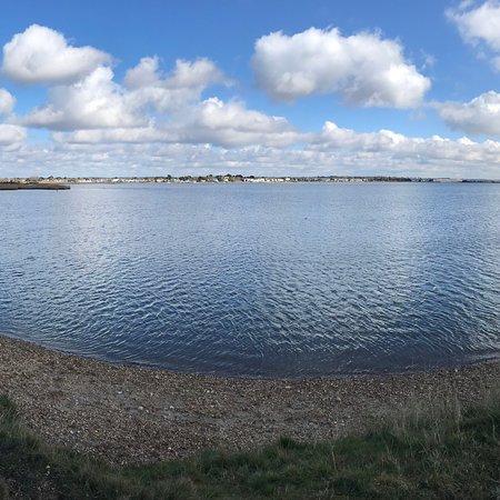 Hengistbury Head Beach: photo0.jpg