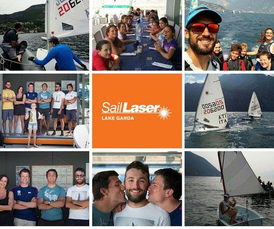 SailLaser Lake Garda