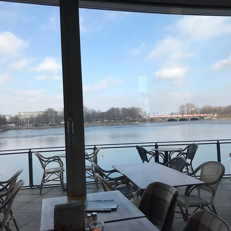 Night In Alex Restaurant Bild Von Alex Hamburg Hamburg Tripadvisor