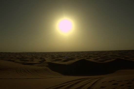 Arooha Tours: sunset