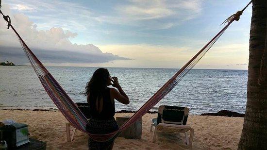 La Buena Vida: vista hermosa a la playa