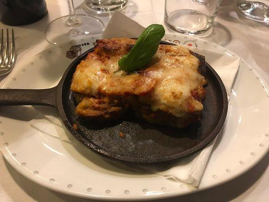 Da Armando al Pantheon: Parmigiana