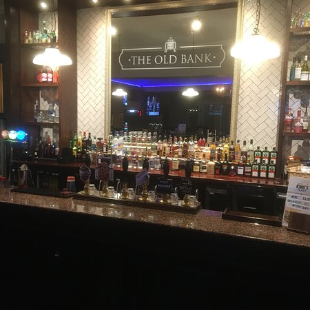 The Old Bank Grantham 55 High St Restaurant Reviews