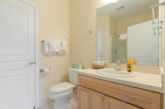 The Shores At Mackinaw: Jack And Jill Bathroom With Shower
