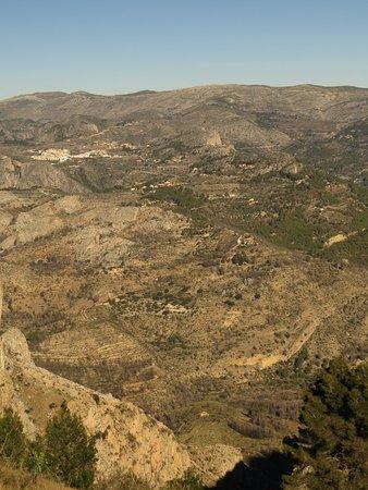 Castillo de Bernia