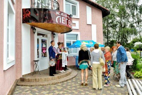 "Myrhorod, Ukraine: Ресторан ""легенда"" в Миргороде"