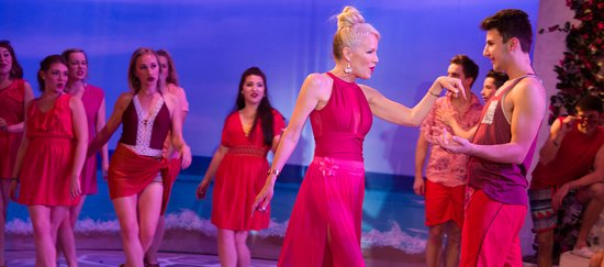 Sonora, Californie : Mamma Mia! (February 10-April 8, 2018)