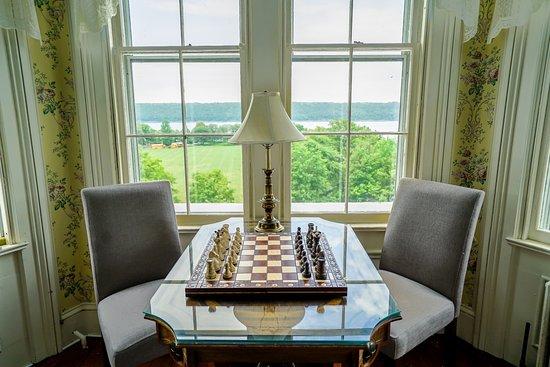 Trumansburg, NY: Sitting Room