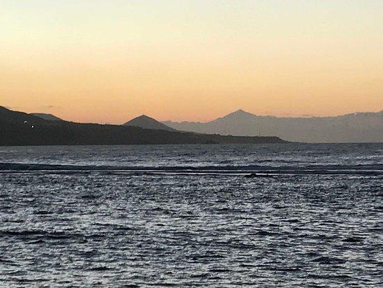 La Regata: View from Las Canteras