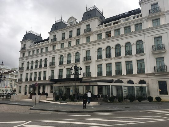 Gran Hotel Sardinero Photo
