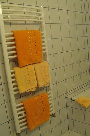 kuschelige handtücher