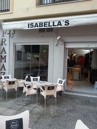 Isabella's Moraira