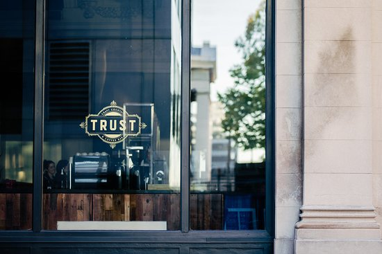 Trust Craft Cocktail & Coffee Bar