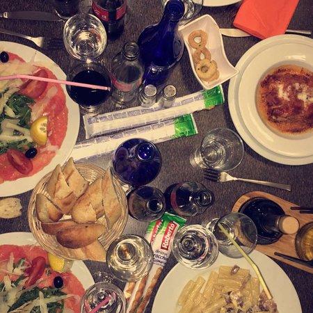 Restaurant Tesaoro De Italia Paris
