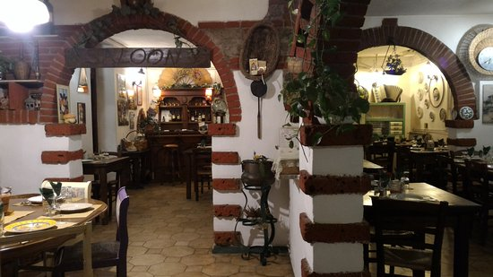 Ponzano Romano, Italia: sala piccola