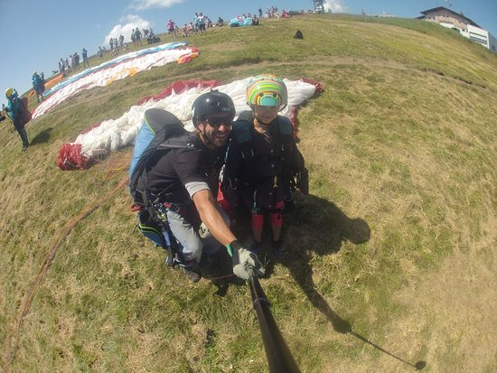 Bodensdorf, Austria: Adventure Wings Ossiachersee