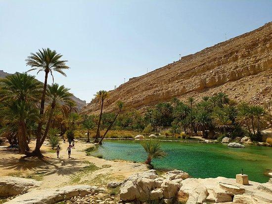 المنطقة الشرقية, عمان: Wadi
