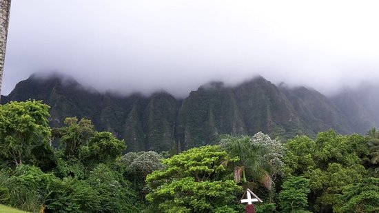 Kaneohe, Hawaï: Valley of the Temples Memorial Park