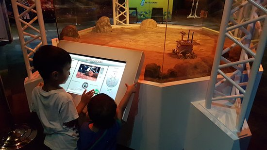 Petrosains Science Discovery Centre Photo