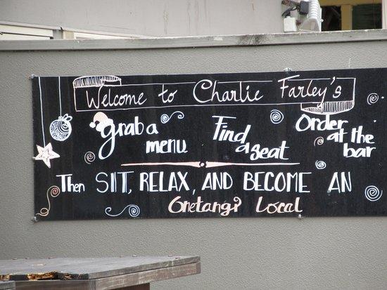 Charley Farley's: Charlie Farley's