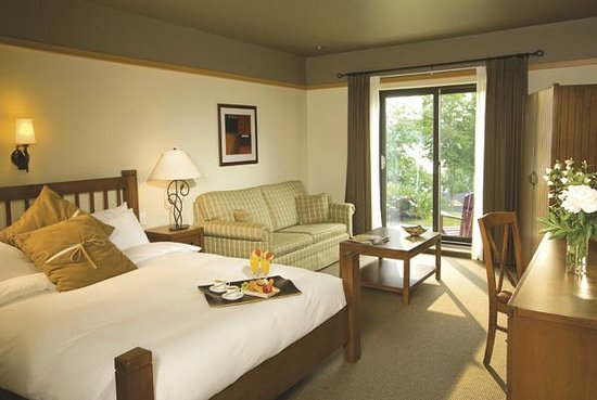 Sainte Catherine de la Jacques Cartier, Canada: Auberge 1 lit | Auberge 1 bed