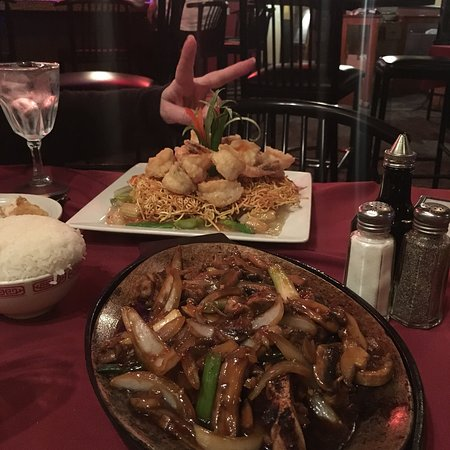 Greenfield, WI: Special Shrimp and Hong Kong steak!