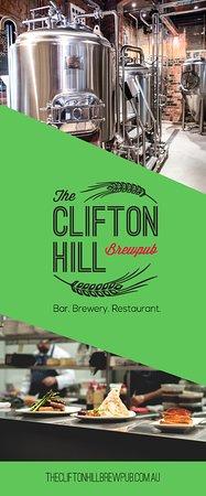Clifton Hill, Australia: Bar, Brewery Restaurant