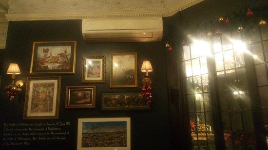 The Wellington: il locale