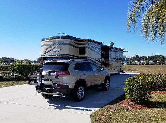 Webster, FL: RV Site
