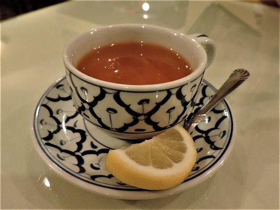 Auburn, ME: The tea is sweet