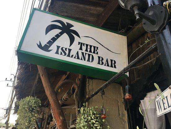 Koh Samet, Thailand: Island Bar