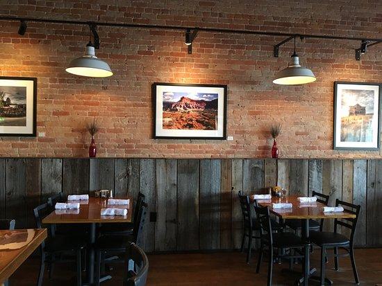 Sandpoint, ID: Dining area