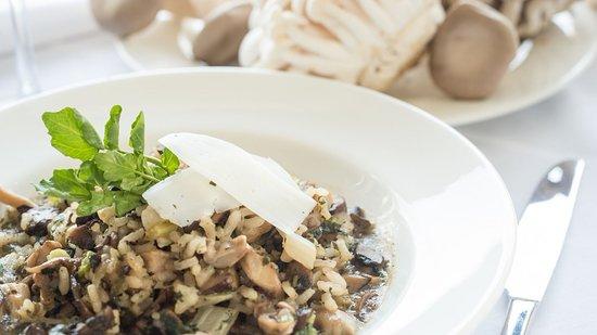 Lenox, ماساتشوستس:  World-class inspired cuisine
