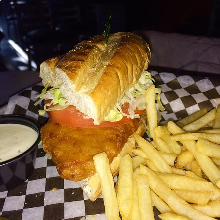 East Grand Forks, MN: Friday Fish for Lent at Sickies!