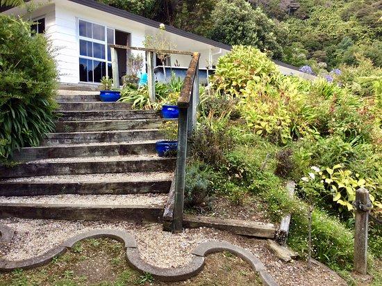 Te Mahia, New Zealand: Upper level rooms