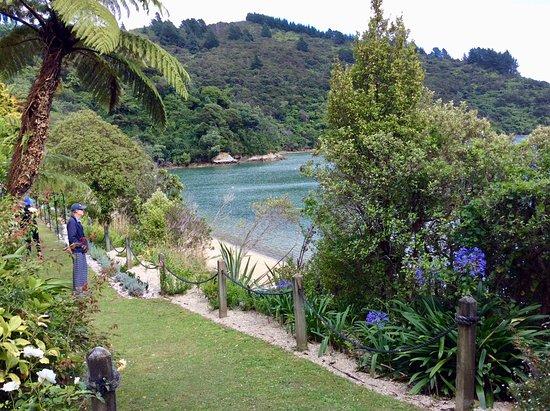 Te Mahia, New Zealand: View from upper level