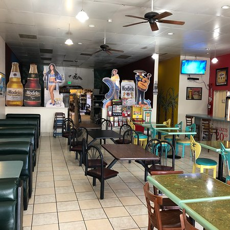 Greenfield, CA: Tacos El Grullense