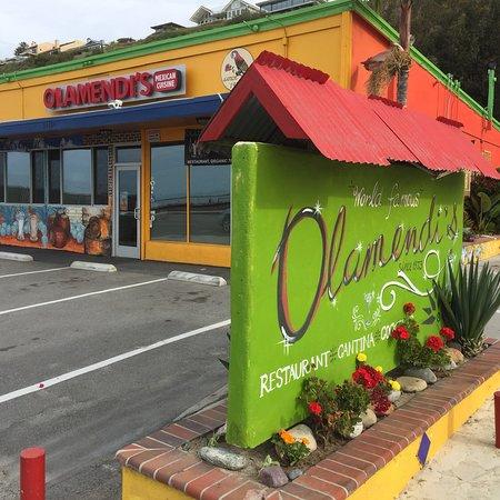 Olamendi S Mexican Restaurant Dana Point Ca