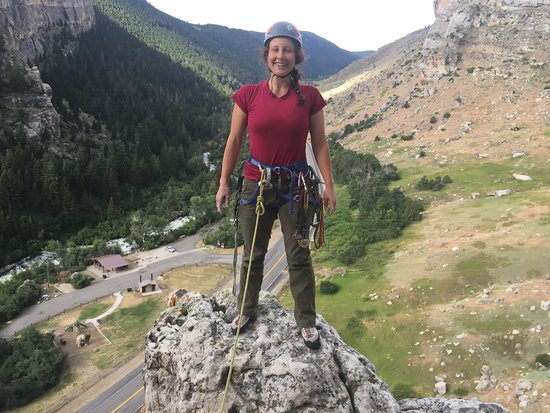 Wind River Climbing Guides: Gunky Summit in Sinks Canyon