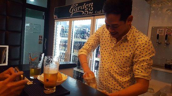 Garden 52 Craft Beer U0026 Bistro: I Clearly Enjoyed Myself