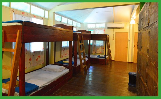 Sukau, Malaysia: Dormitory